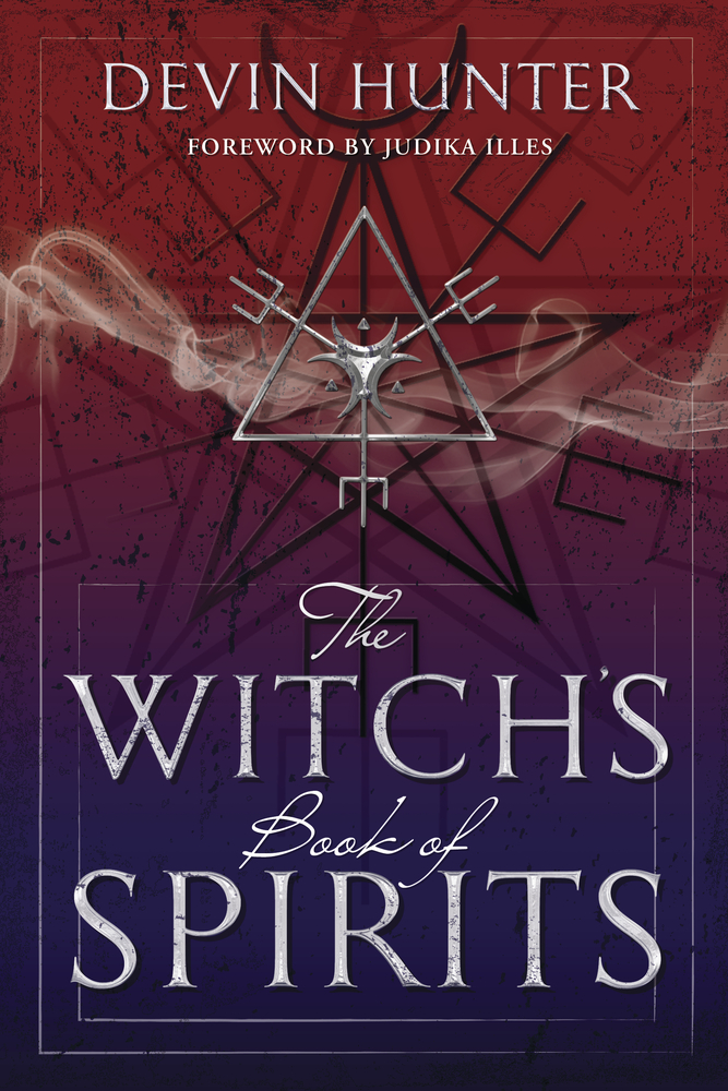 Devin Hunter's 'The Witch's Book of Spirits' Available Now!